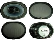 "JL AUDIO TR690-TXI-SERIES CAR 6X9"" PREMIUM 2-WAY COAXIAL SPEAKERS NEW"