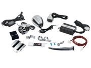 LANZAR OPTIMC91BT OPTI DRIVE COMPLETE BLUETOOTH-ENABLED MOTORCYCLE SPEAKER KIT