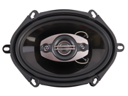 "POWER ACOUSTIK CF-573 240-WATT 5"" X 7"" 3-WAY CRYPT SERIES FULL RANGE SPEAKERS"
