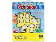 Creativity for Kids: Bitty Bobble Pet Shop Arts & Crafts
