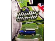 Greenlight Collectibles: Motor World Series 5 British Edition - Mini Cooper Clubman Die Cast Vehicle