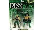 KISS Psycho Circus: Peter Criss & the Animal Wrangler Action Figure 2-Pack