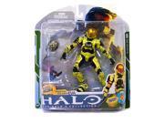 HALO 3 Series 5 Exclusive: Spartan Soldier EVA (Pale Yellow) Action Figure