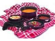 Kangaroo Seven-Piece Teflon® Cook Set