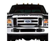 Ford 2008 up Super Duty Front Grille Letter Insert Black