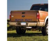 Ford 2008 up Super Duty Trucks Tail Gate Letter Insert Blue