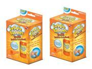Juggle Bubbles Refill Pack of 2, Bubble Maker, Bubble Game, SEEN ON TV
