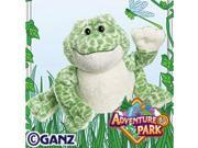 Webkinz Full Size Adventure Park Spotted Frog