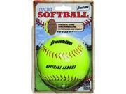 Synthetic Softball 10981