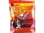 12 Pack Natural Pig Ear 05181