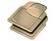 2pc Bge Truck Floor Mat 7090-3