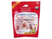 Organics Lollipops, 8.5 oz, Assorted Flavors SN1443T