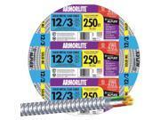 250' 12/3 Mc Aluminum Cable 68583455