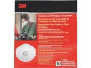 10 Pack Particle Respirator 8200HB5-A