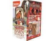 2 Pk-Apple Barn Blocks 94011