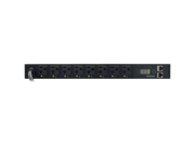 CyberPower Switched PDU RM 1U PDU20SW8FNET 20A 8-Outlet
