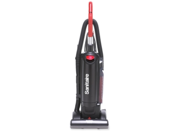 Sanitaire SC5713B Sealed Upright Vacuum w/ HEPA Filter Red/Black