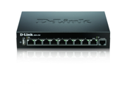 D-Link DSR-250 8-Port Gigabit VPN Router with Dynamic Web Content Filtering
