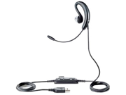 Jabra UC Voice 250 Monaural Behind-the-Ear Corded Headset