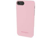 Kensington Light Pink Solid Back Case for iPhone 5 K39682WW