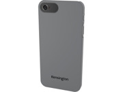 Kensington Gray Solid Back Case for iPhone 5 K39698WW