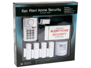 Mitaki-Japan 6 Piece Home Security System