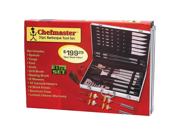 Chefmaster 31 Piece Stainless Steel Barbeque Tool Set