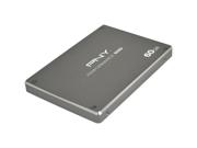 """PNY P-SSD2S060GM-RB 2.5"""" 60GB SATA II MLC Internal Solid State Drive (SSD)"""