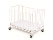 Foundations StowAway Folding Compact Crib