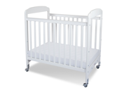 Foundations Serenity Fixed Side Compact Crib