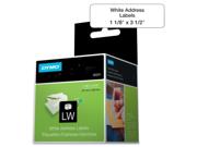 Sanford Lp 30251 White Address Label 1-1-8X3-1-2-260-Bx