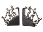 Uttermost, Helping Hand Bookends Set of 2, Accessories