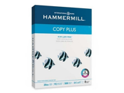 Hammermill 105007RM - Economy Copy Plus Paper - 8.5 x 11in - 20lb - 92 brightness, 500/ream, white