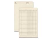 Wilson Jones Ledger Folder 100 EA/BX