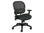 Basyx by HON Mid-back Mesh Task Chair 1 EA/CT