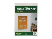 Nu-Dell Sign Holder 12 EA/CT