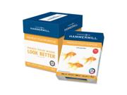 "Hammermill Premium Copy & Multipurpose Paper Letter - 8.50"" x 11"" - 24 lb - 97 Brightness - 2500 / Carton - White"