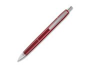 Axiom Premium Ballpoint Pen, Blue Ink/Cherry Red Barrel, Med, Gift Box