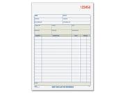 Adams Sales Order Book