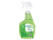 Clorox 00456 GREEN WORKS All-Purpose Cleaner, Original, 32oz Smart Tube Spray Bottle