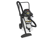Shop-Vac 962-55-10 6.5-Peak Horsepower Right Stuff Stainless Steel Wet/Dry Vacuum, 10-Gallon