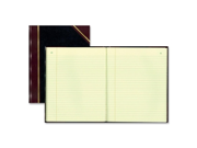 "Rediform 58400 Record Book 1 EA 300 Sheet(s) - Thread Sewn - 14.25"" x 11.25"" Sheet Size - Green - 1 Each"