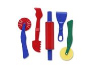 ChenilleKraft Clay Dough Tool Set 5 EA/PK