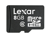 Lexar Mobile 8 GB microSD High Capacity (microSDHC)