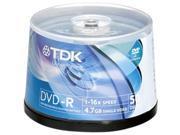 TDK 16x DVD+R Media