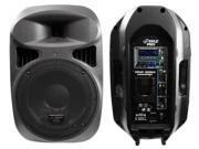 Pyle 12'' 1000 Watt 2-Way Full Range Loud Speaker System with iPod Dock, USB Reader & MP3/AUX Input