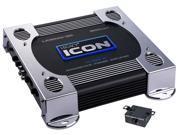 1800 Watt Mono-Block Class-D Amplifier (Black)