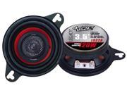 Legacy - 3.5'' 120 Watt Two-Way Speakers