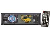 Lanzar - 3'' Screen DVD/VCD/CD/MP3/CD-R/USB/SD/AM/FM