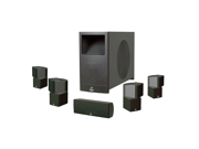 PyleHome - 5.1 Home Theater Passive Audio System Four Satellite, Center Channel & 10''Subwoofer